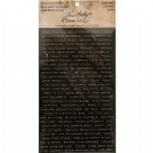 TIM HOLTZ® IDEA-OLOGY™ - Metallic Stickers - Quotations - TH93559